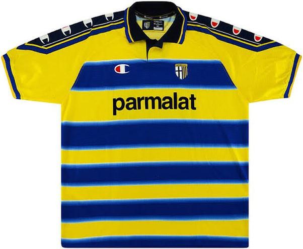 Musim 1995-1996: Jersey biru Fernando Couto