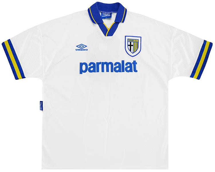 Musim 1992-1993: Jersey Lorenzo Minotti