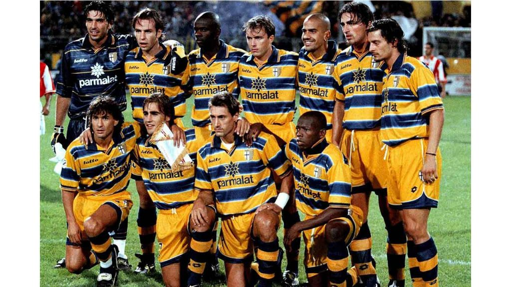 Kisah Sedih Club Parma