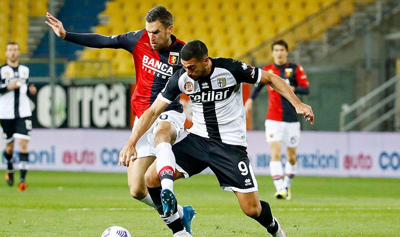 Parma-1-2-Genoa-(19-Maret-2021)