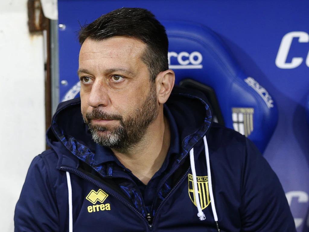 Roberto D'Aversa, pelatih kepala Parma